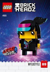 LEGO BrickHeadz 41635 Wyldstyle 207x300