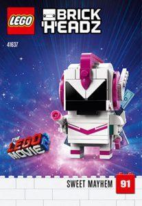 LEGO BrickHeadz 41637 Sweet Mayhem 207x300