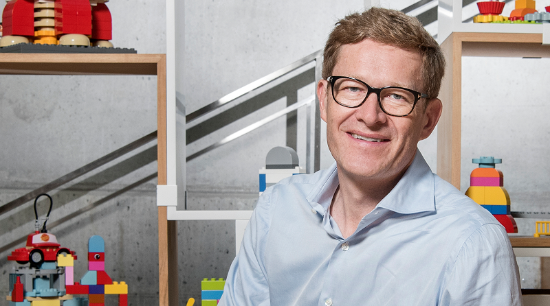 LEGO CEO Niels Christiansen featured 800 445