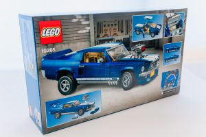 LEGO Creator Expert 10256 Ford Mustang 4 300x200