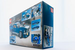 LEGO Creator Expert 10256 Ford Mustang 7 300x200