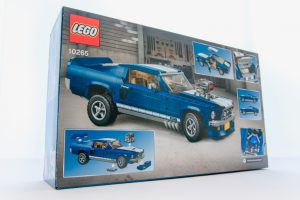 LEGO Creator Expert 10256 Ford Mustang 8 300x200
