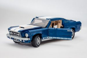 LEGO Creator Expert 10256 Ford Mustang Review Pics 10 300x200