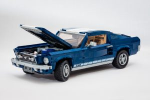 LEGO Creator Expert 10256 Ford Mustang Review Pics 11 300x200