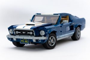 LEGO Creator Expert 10256 Ford Mustang Review Pics 15 300x200