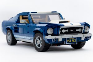 LEGO Creator Expert 10256 Ford Mustang Review Pics 17 300x200