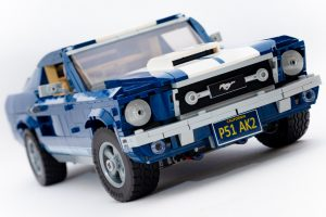 LEGO Creator Expert 10256 Ford Mustang Review Pics 21 300x200