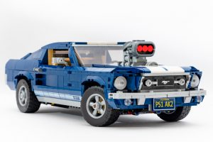 LEGO Creator Expert 10256 Ford Mustang Review Pics 26 300x200
