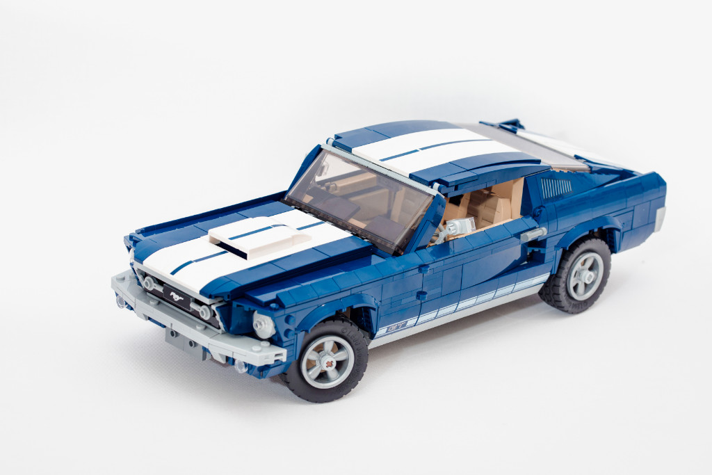 Lego Creator Expert 10265 Ford Mustang Available Now