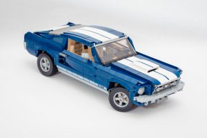 LEGO Creator Expert 10256 Ford Mustang Review Pics 7 300x200
