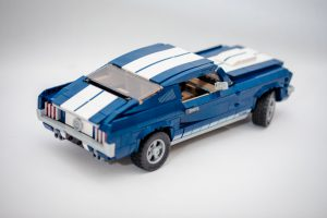 LEGO Creator Expert 10256 Ford Mustang Review Pics 8 300x200