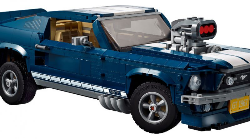 LEGO Creator Expert 10265 Ford Mustang 10 800x445