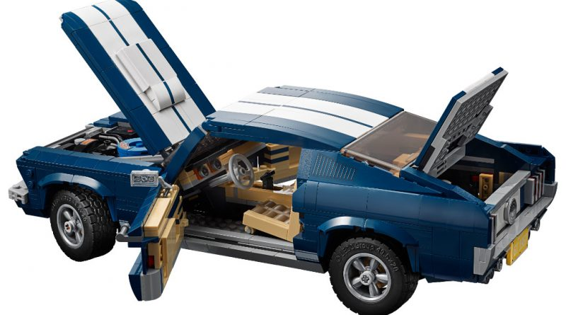 LEGO Creator Expert 10265 Ford Mustang 11 800x445