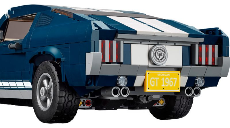 LEGO Creator Expert 10265 Ford Mustang 13 800x445