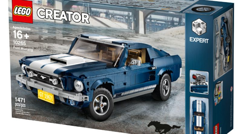 LEGO Creator Expert 10265 Ford Mustang 18 800x445