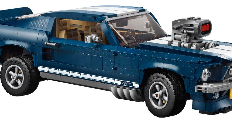 LEGO Creator Expert 10265 Ford Mustang 2 800x426