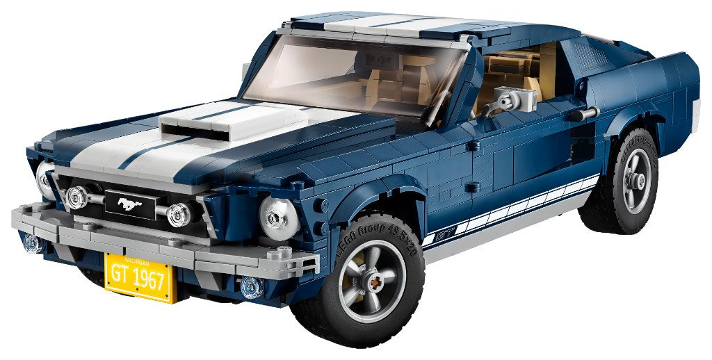 LEGO Creator Expert 10265 Ford Mustang 25 1024x518