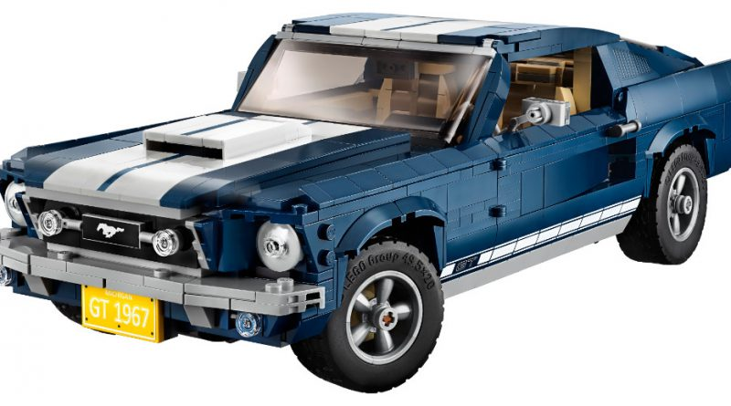 LEGO Creator Expert 10265 Ford Mustang 25 800x445