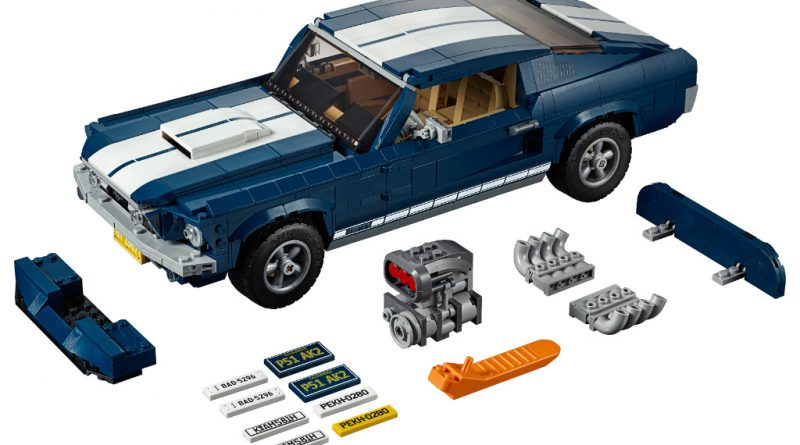 LEGO Creator Expert 10265 Ford Mustang 29 800x445