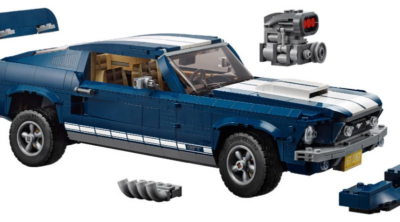 LEGO Creator Expert 10265 Ford Mustang 3 800x445