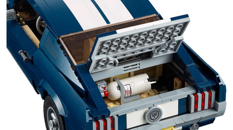 LEGO Creator Expert 10265 Ford Mustang 5 800x445