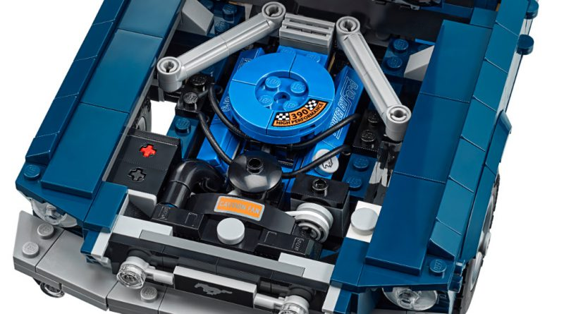 LEGO Creator Expert 10265 Ford Mustang 6 800x445