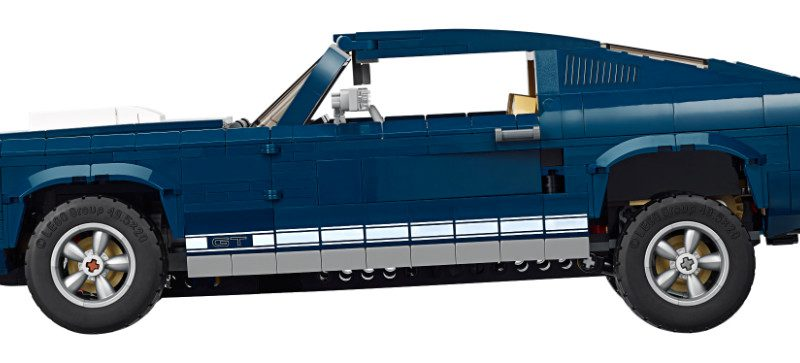 LEGO Creator Expert 10265 Ford Mustang 8 800x363