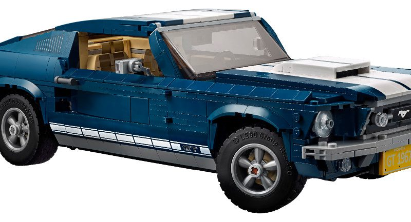LEGO Creator Expert 10265 Ford Mustang 9 800x433