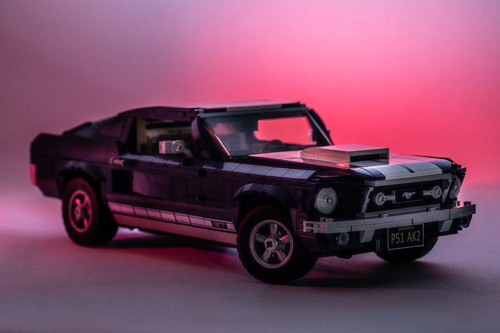 LEGO Creator Expert 10265 Ford Mustang review 1