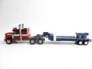 LEGO Creator Expert 31091 Shuttle Transporter 2 of 10