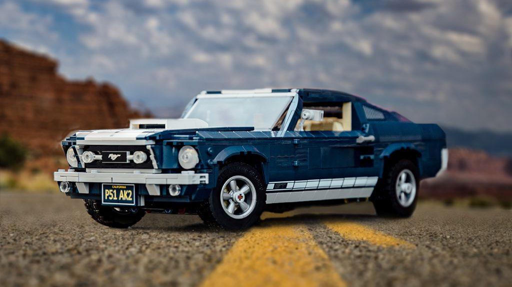 LEGO Creator Expert Mustang 1024x575
