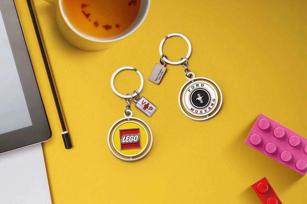 LEGO Creator Expert Mustang Keyring 1024x682