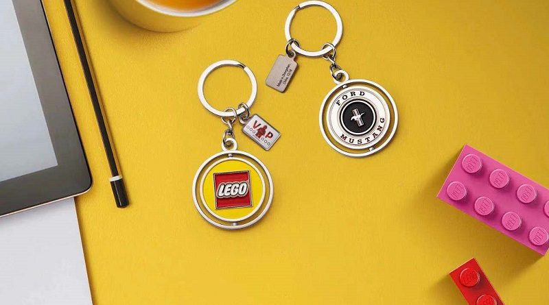 LEGO Creator Expert Mustang Keyring Featured 800 445 800x445
