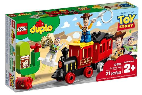 LEGO DUPLO 10894 Toy Story Train 1