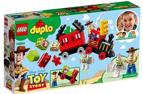 LEGO DUPLO 10894 Toy Story Train 2