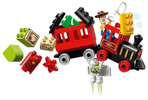 LEGO DUPLO 10894 Toy Story Train 3