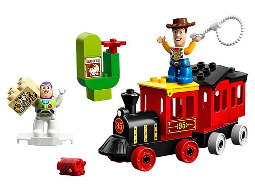 LEGO DUPLO 10894 Toy Story Train 4