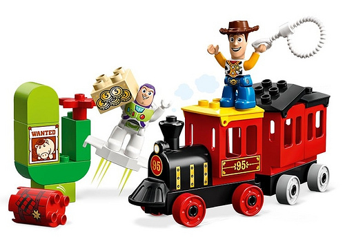 LEGO DUPLO 10894 Toy Story Train 5