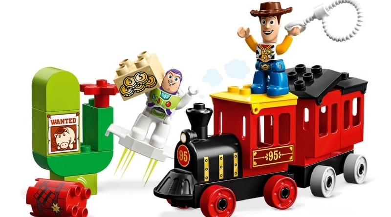 LEGO DUPLO 10894 Toy Story Train featured 800 445
