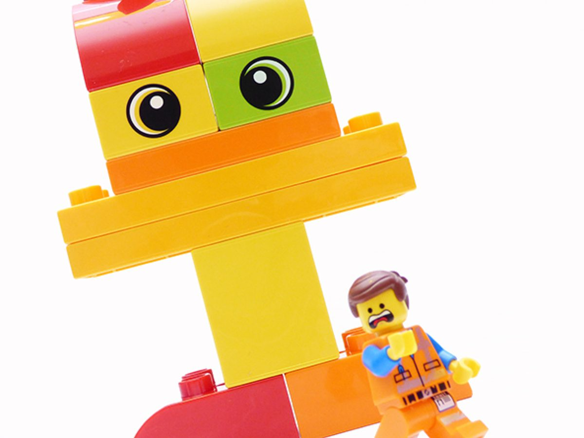 LEGO DUPLO Movie 2 Emmet and Lucy/'s Visitors from the DUPLO Planet 10895