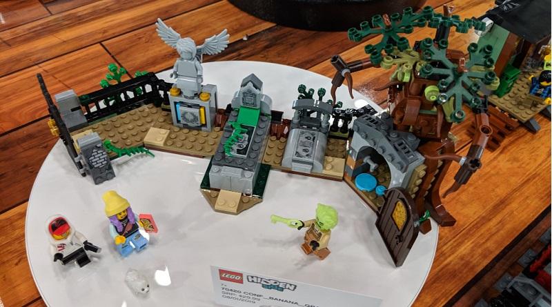 LEGO Hidden Side 70420 Graveyard Featured
