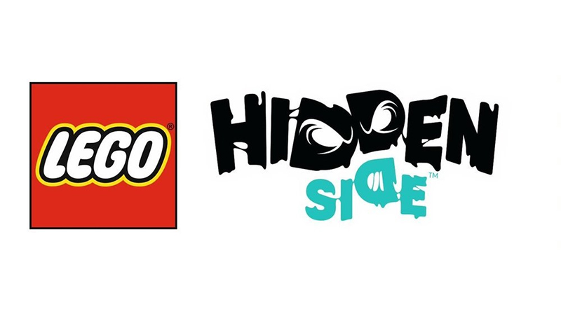 LEGO Hidden Side Logo Featured 800 445