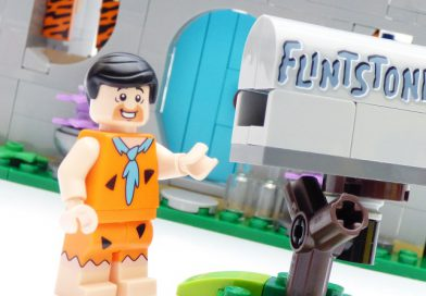 Five great touches in LEGO Ideas 21316 The Flintstones