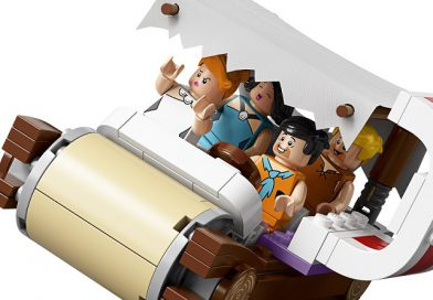 LEGO Ideas 21316 The Flintstones fan designer signing event this weekend