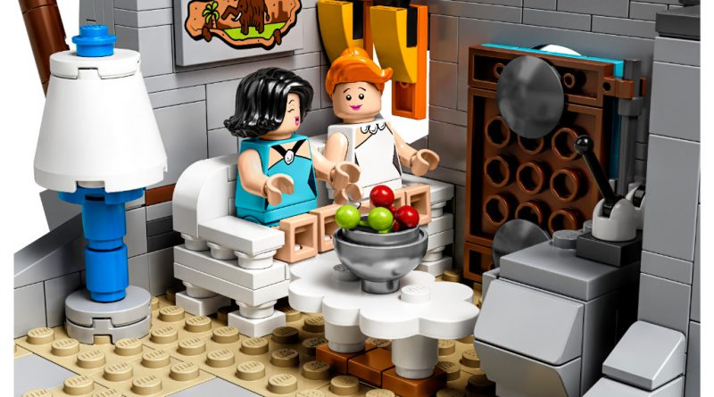 LEGO Ideas 21316 The Flintstones Official Images 10 800x445