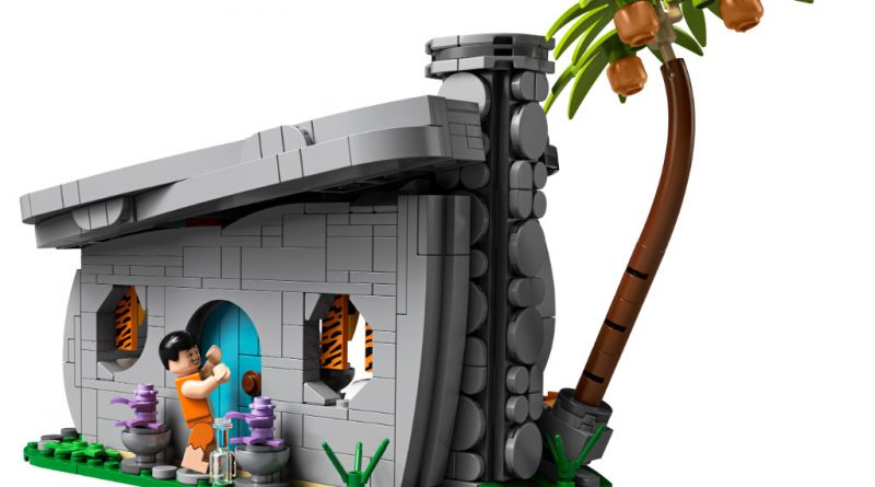 LEGO Ideas 21316 The Flintstones Official Images 12 800x445