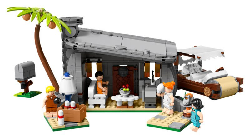LEGO Ideas 21316 The Flintstones Official Images 15 800x445