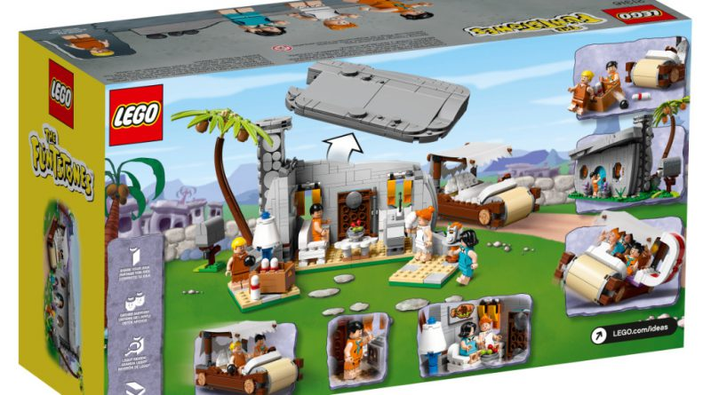 LEGO Ideas 21316 The Flintstones Official Images 25 800x445