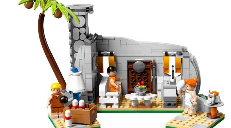 LEGO Ideas 21316 The Flintstones Official Images 4 800x445