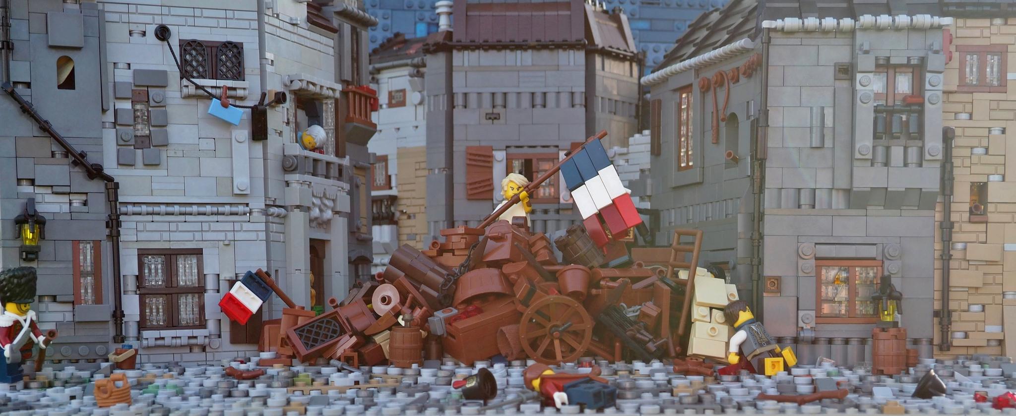 LEGO Les MIs